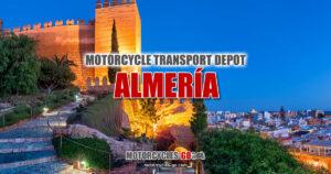 Motorcycle Transport Depot Antas, Almería, Spain OG01