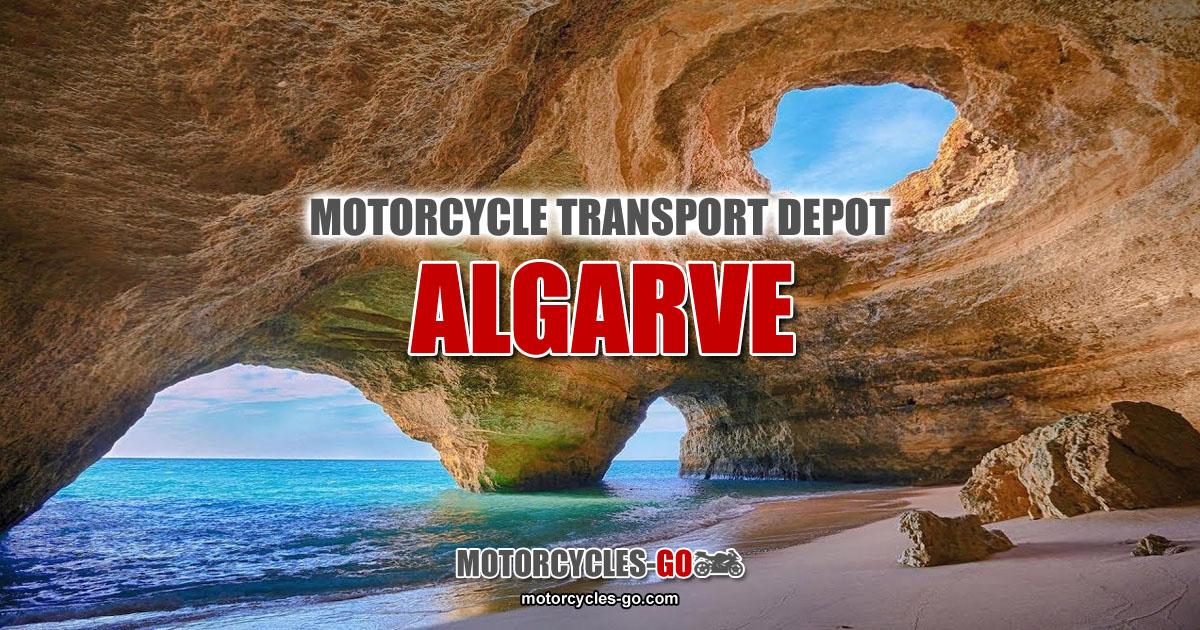 Motorcycle Transport Depot Loule, Algarve, Portugal OG01